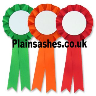 blank rosettes 60mm disc
