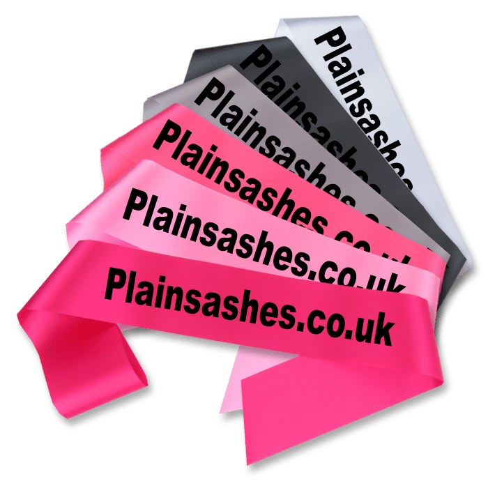 plain sashes banner