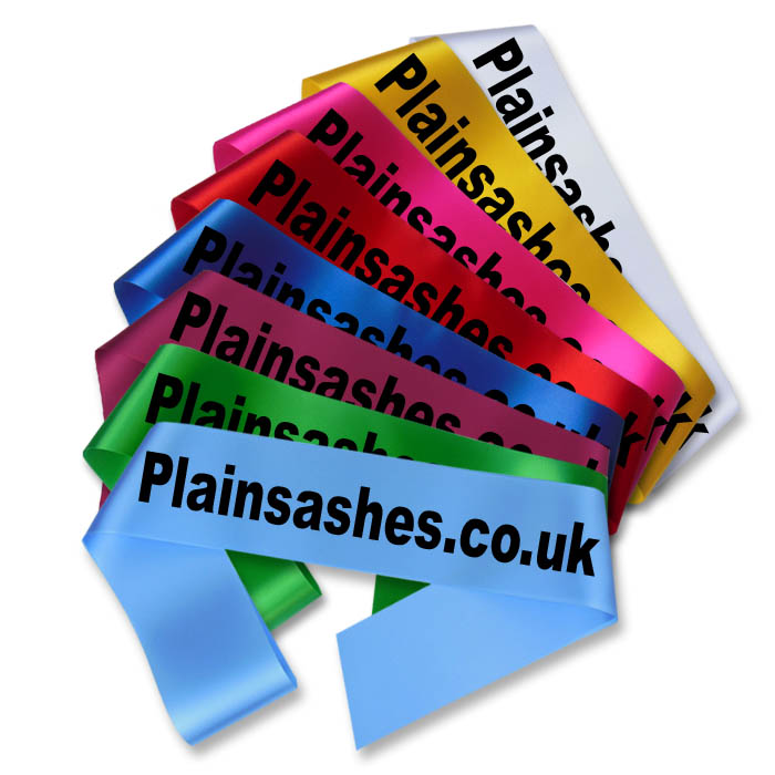 plain sash colours